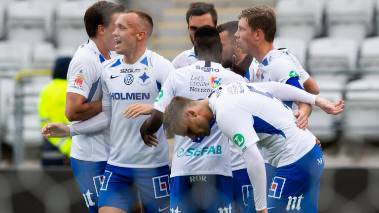Левски ще се конкурира с шведи и холандци за подписа на Тораринсон