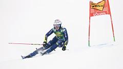 Марта Басино най-бърза в първия манш в Зьолден