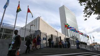 Нов проектозакон настоява за прекратяване на членството на САЩ в ООН