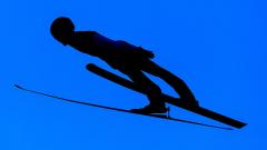 Владимир Заграфски на четири места от втори скок в Закопане