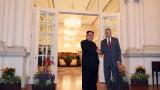 Светът ни гледа, обяви Ким Чен-ун в Сингапур