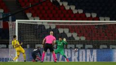 Пари Сен Жермен - Борусия (Дортмунд) 2:0, голове на Неймар и Бернат