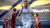 Севиля прати Рома у дома след лесен успех в голямото дерби на Лига Европа