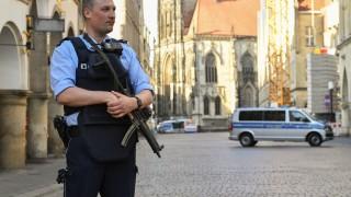 """Полицията затвори училище в Берлин заради """"опасна ситуация"""""""