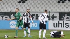 Димитър Илиев: Лудогорец ни победи с късмет, това беше един от най-добрите ни мачове
