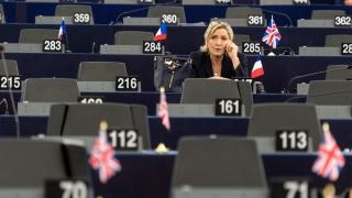 Европарламентът отне имунитета на Марин льо Пен