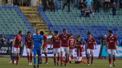 Пак кадрови проблеми в ЦСКА преди гостуването на Берое