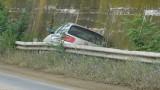 Жена загина при катастрофа с училищен автобус по пътя за гр. Долни чифлик