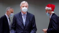 Барние похвали диалога за Брекзит в парламента на ЕС
