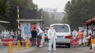 Твърд локдаун за 4-милионен град в Китай заради COVID-19