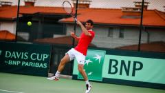 Александър Лазов отпадна в първия кръг на турнир в Истанбул