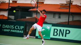 Александър Лазов е на четвъртфинал на двойки в Холандия