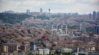 Турската лира тръгна надолу, след като Ердоган уволни управителя на централната банка
