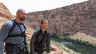 Беър Грилс предизвиква нова група известни личности да се отправят към дивото в поредицата на National Geographic
