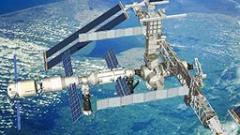 """Космическият кораб """"Съюз"""" се скачи с МКС"""