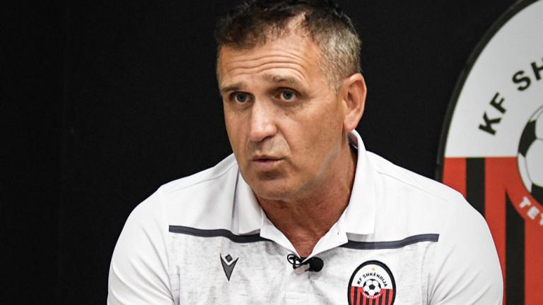 Бруно Акрапович ентусиазиран от завръщането си в Шкендия