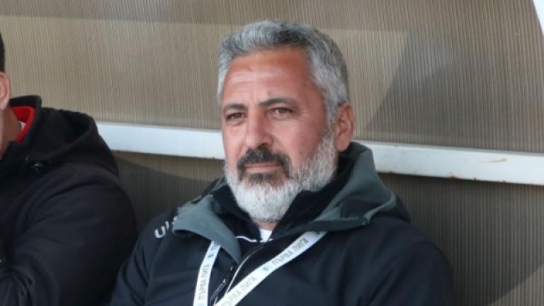 Марчо Дафчев и Бащата ще водят дубъла на Локомотив (Пловдив)