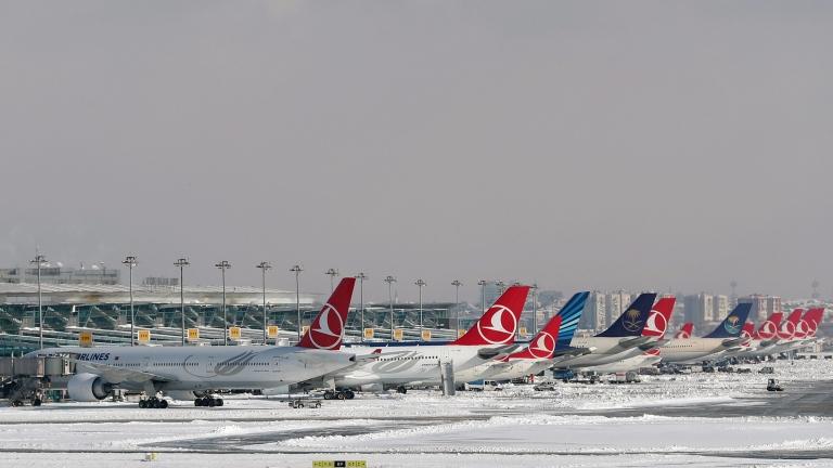 Близкия изток е известен като глобален център за въздушни пътувания,