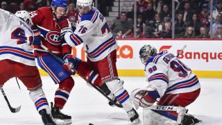 Резултати от срещите в НХЛ от неделя, 17 февруари