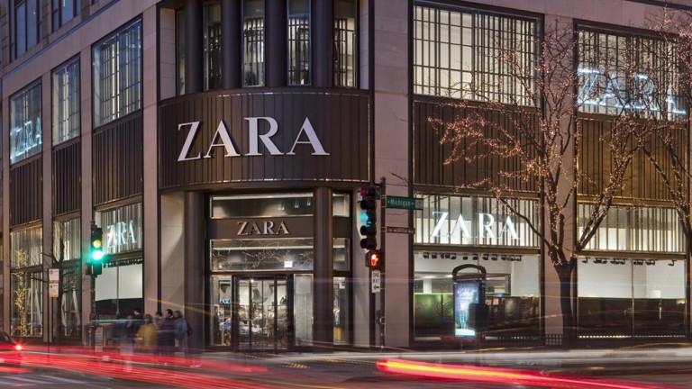 Собственикът на Zara - испанският конгломерат Inditex активно инвестира в