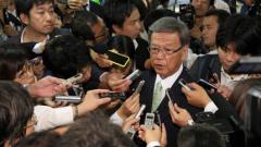 Токио и Окинава в спор за американска база