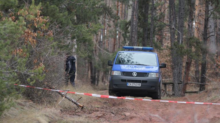 Полицаи претърсват гората над Нови Искър