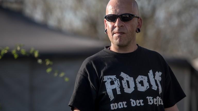 Няколкостотин неонацисти са се събрали в Източна Германия за крайнодесен