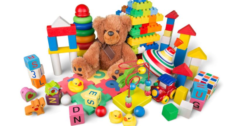 Играчките най-често попадат в подадените сигнали за опасни стоки, гласи доклад на ЕК
