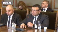 МВР дисциплинирали абитуриентите със системните си мерки според Маринов