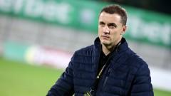 Станислав Генчев: Лудогорец не може да залага изцяло на български футболисти