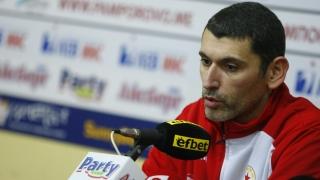 Александър Попов: Играта ни ме кара да се усмихвам
