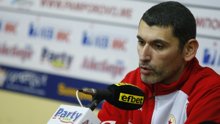 Александър Попов преди завръщането на ЦСКА в Европа: Целта е пак да бием грандовете