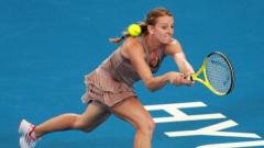 Сесил Каратанчева отпадна още на старта на квалификациите за Australian Open