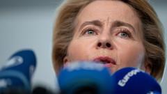 Урсула фон дер Лайен обеща да слуша много ЕП