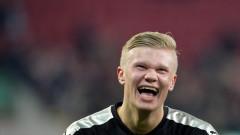 Солскяер разкри защо Манчестър Юнайтед не привлече Ерлинг Халанд