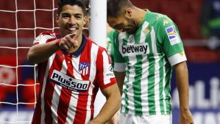 Чоло спази обещанието си - Атлетико забрави за Байерн с триумф над Бетис