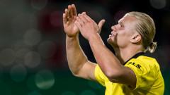Халанд може да напусне Борусия още през януари