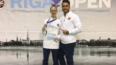 Уникално представяне и медал за България от таекуондо турнира в Рига