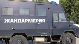 "Жандармерия блокира ромския квартал ""Република"" в Хасково"