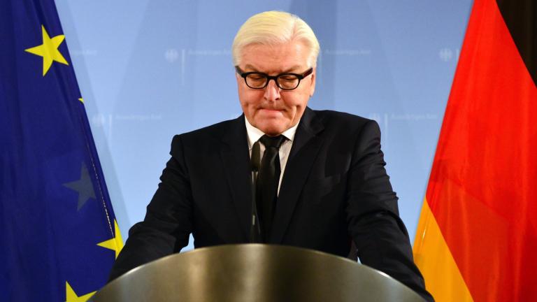 Германският президент подписа закона за гей браковете