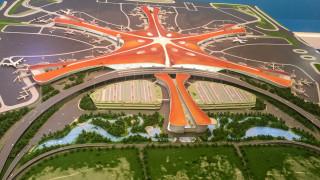 Китай планира планира да построи над 200 летища до 2035 г.
