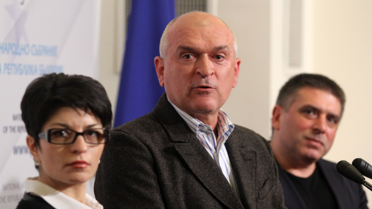 ГЕРБ задвижва процедурата по референдума в парламента