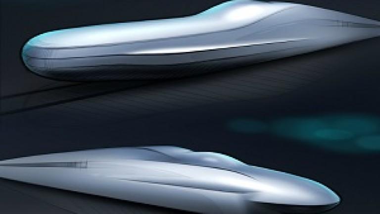 Япония ще надмине възможностите на железопътния транспорт. Страната започна тестове