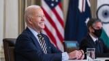Байдън обяви за жизненоважна свободата на индо-тихоокеанския регион пред лидерите на Индия, Япония и Австралия