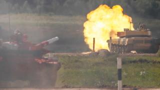 Русия и Китай тестват армиите си при общи стратегически действия