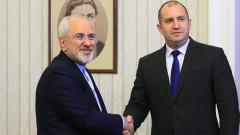 България иска сътрудничество с Иран в икономиката и енергетиката