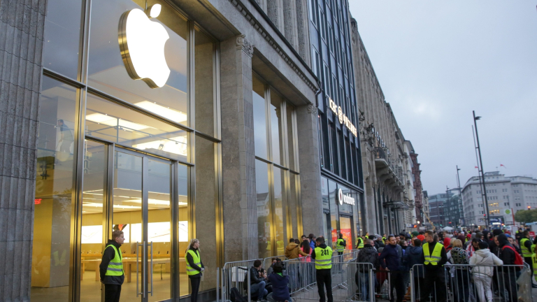 Тази седмица Apple представи три нови iPhone и Apple Watch