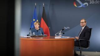 Частична блокада в Германия от понеделник