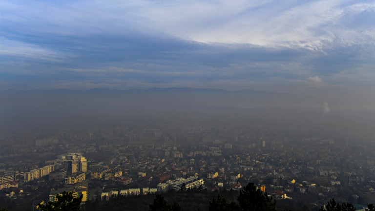 Новата Желязна завеса между Източна и Западна Европа - замърсяването