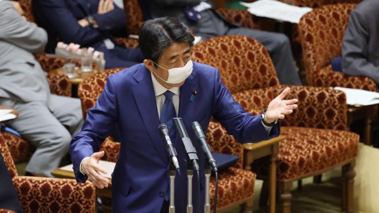 Долната камара на японския парламент одобри извънреден бюджет от близо